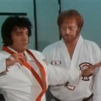 I Elvis Presley bio je majstor borilačkih sportova
