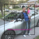 2016 Toyota Camry XSE #Momapproved Car with Style