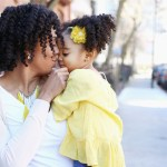 4 Ways I Teach My Daughter To Love Her Natural Hair