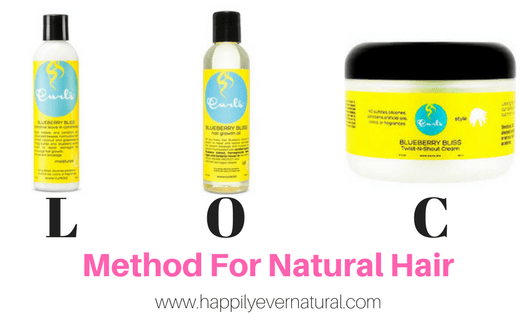 The LOC Method for Natural Hair