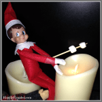How to Make Your Elf on the Shelf Poseable | HappilyFrazzled.com