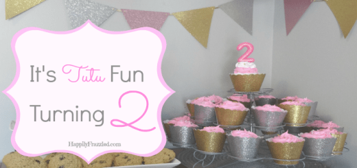 Tutu Birthday Party | HappilyFrazzled.com