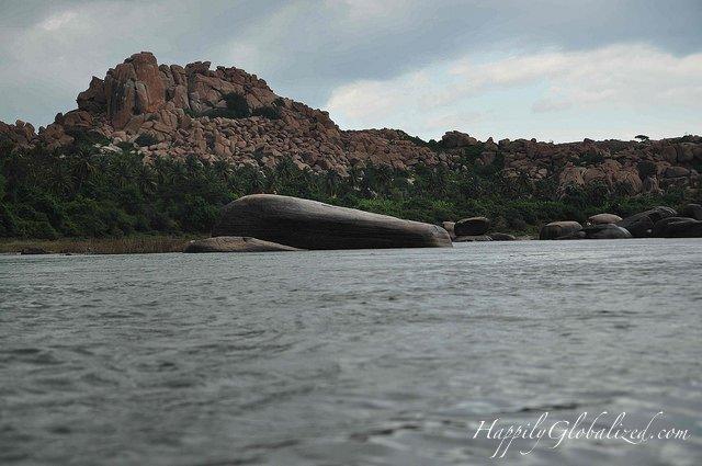 12-Hampi River