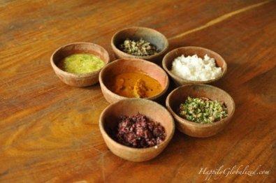 food at maachli