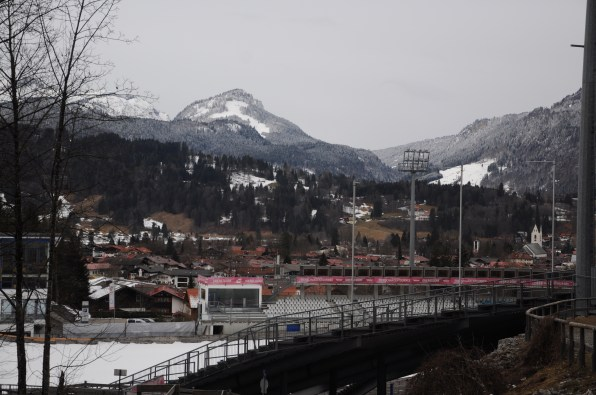 Oberstdorf Stadium