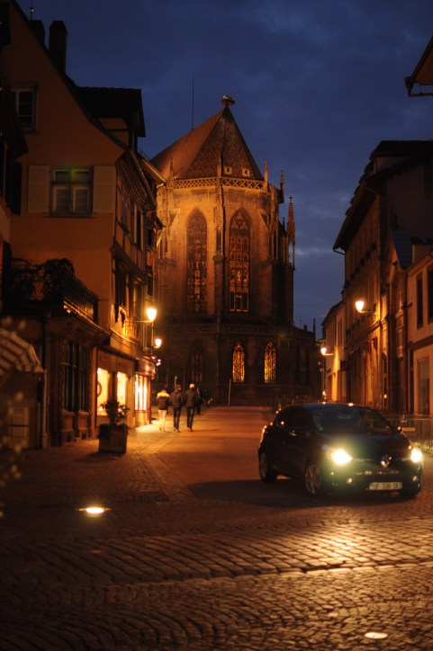 France COlmar at Night