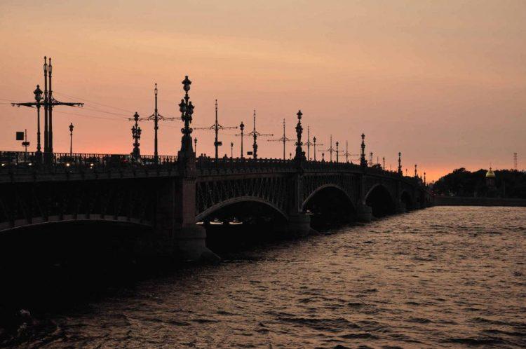 Bridges-Petersburg