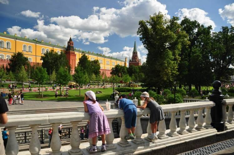Kremlin Moscow - 1