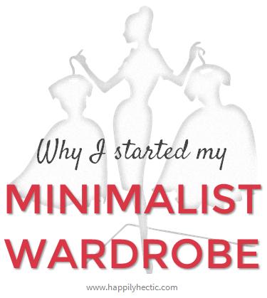 minimalist wardrobe why