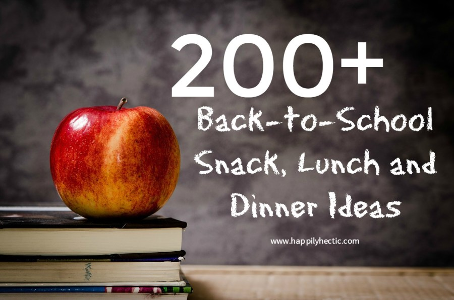 200 back to school ideas