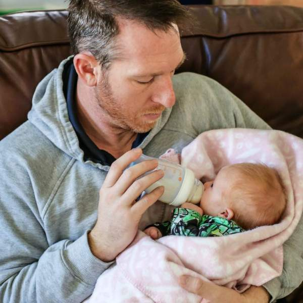 Bottle Feeding a Breastfed Baby
