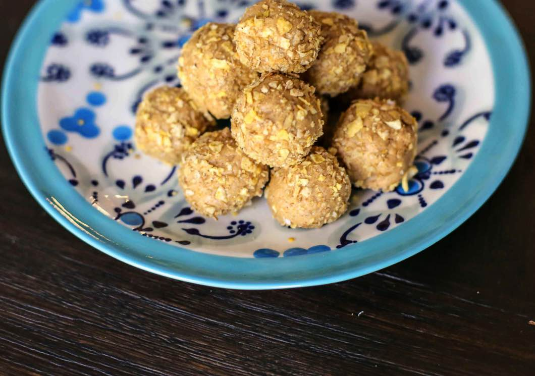 Protein Snacks recipe: Protein Honey Clusters