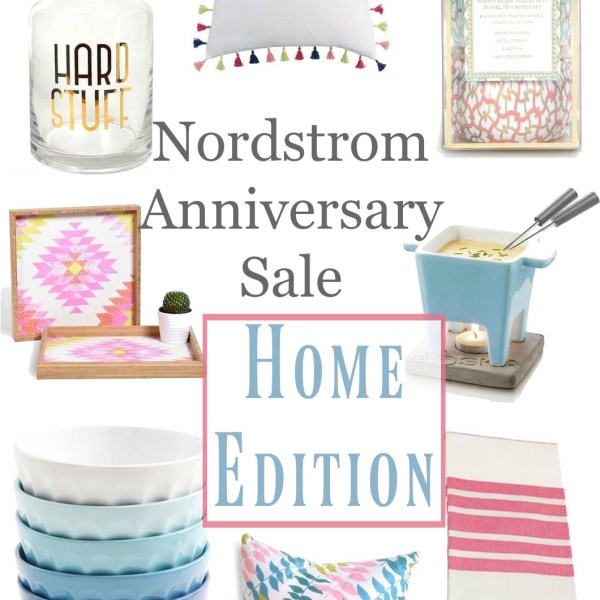 Nordstrom Anniversary Sale Home & Gifts