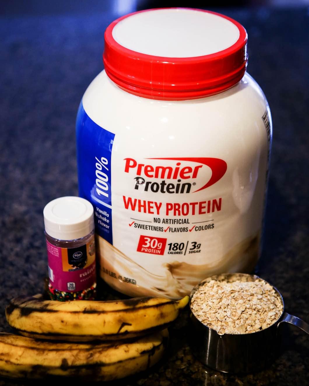 premier protein vanilla protein powder