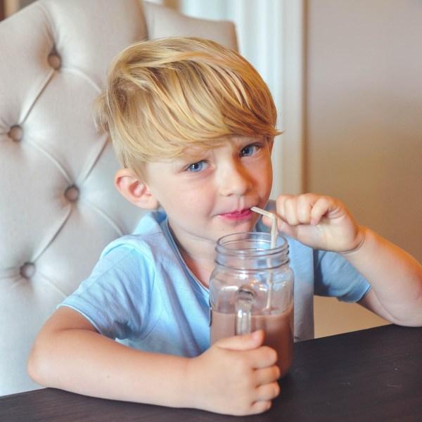 fairlife SuperKids ultra-filtered milk