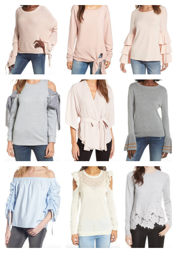 Nordstrom Anniversary Sale Women by Atlanta blogger Jessica of Happily Hughes