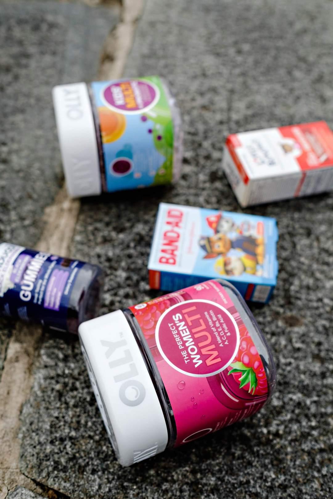 diaper bag essentials for travel - Travel Diaper Bag Essentials by Atlanta mom blogger Happily Hughes