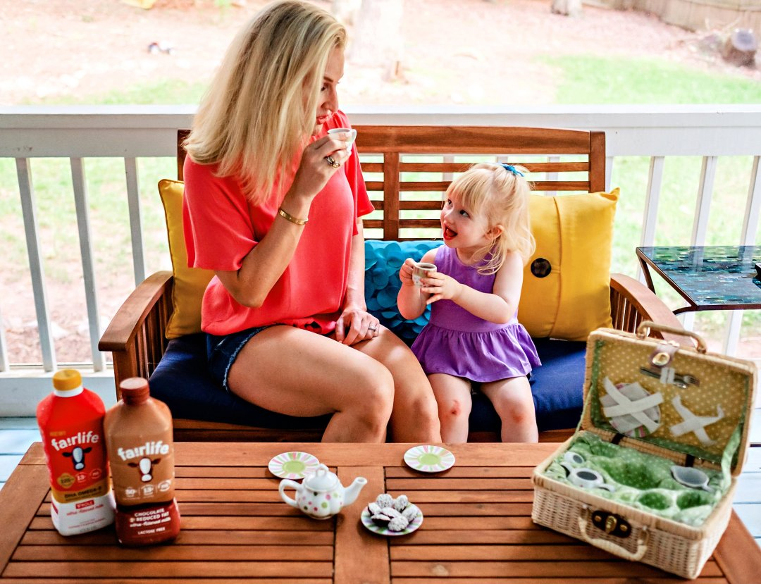 fairlife Summer Sweet Treats featured by popular Atlanta lifestyle blogger Happily Hughes