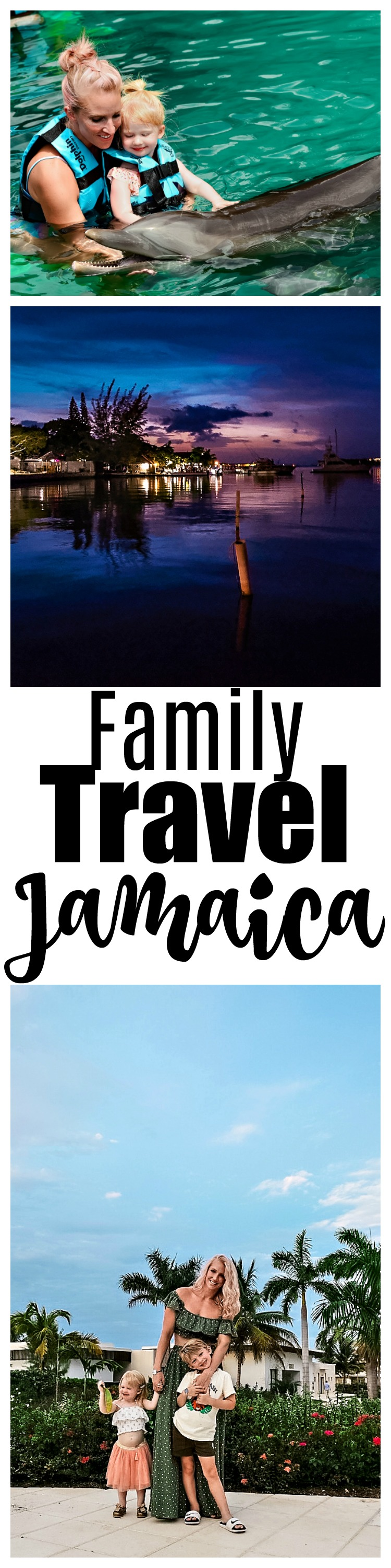 The Royalton White Sands | Vacation | Dining | Activities | Swimming with Dolphins | Family Trip to Jamaica - Travel Guide featured by popular Atlanta travel blogger Happily Hughes