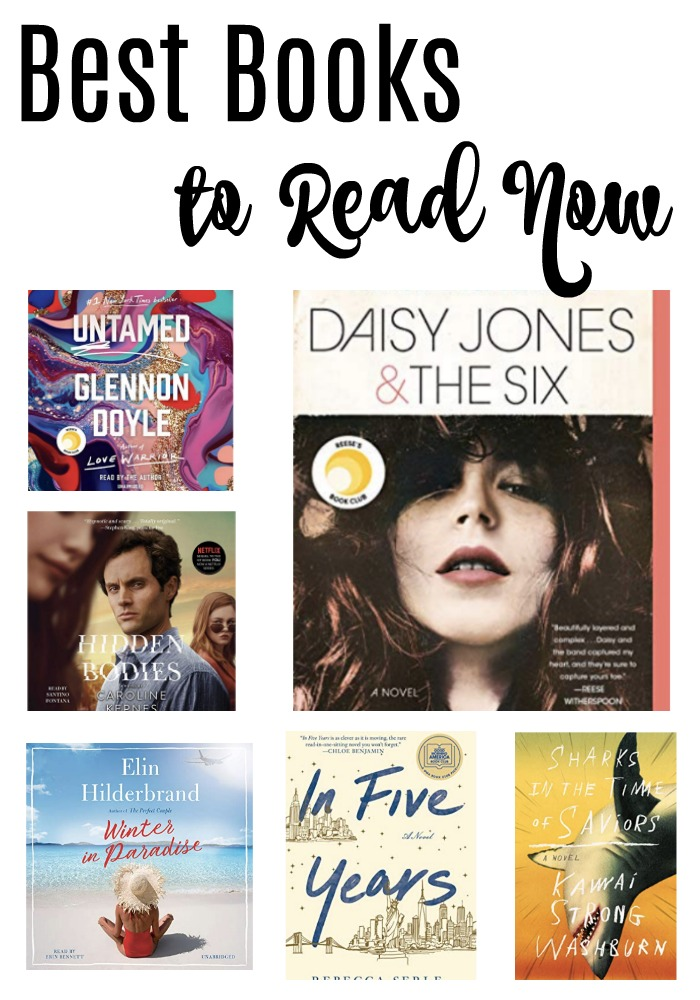 Looking for a great book? Popular Atlanta Blogger Happily Hughes is sharing her quarantine book club reads that everyone will love. See them here!