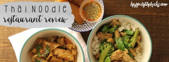 Thai Noodle Facebook