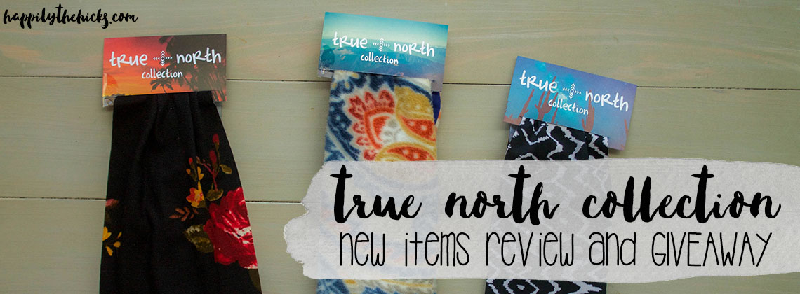 True North Collection New Items Review and Giveaway!