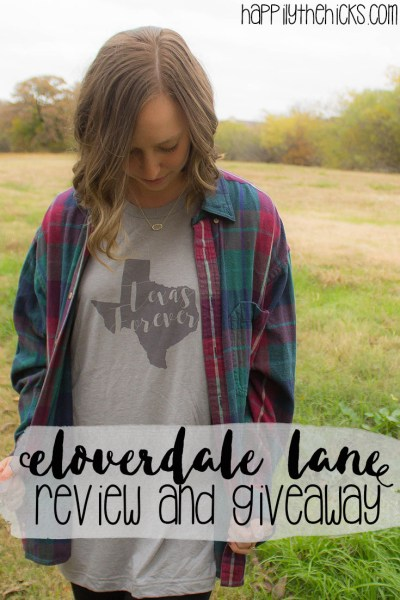 Cloverdale Lane Review and Giveaway | read more at happilythehicks.com