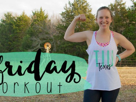 Fit Friday HIIT Workout   read more at happilythehicks.com