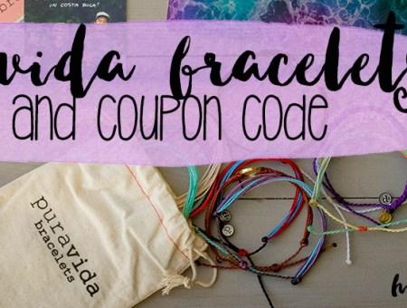 Pura Vida Bracelets Review | read more at happilythehicks.com