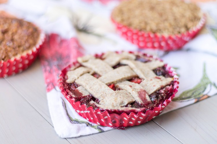 Celebrate National Pi(e) Day with these three easy and delicious pie recipes!   read more at happilythehicks.com