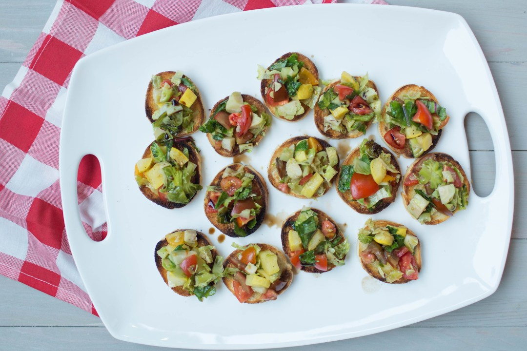 Summertime Bruschetta