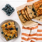 Blueberry Zucchini French Toast