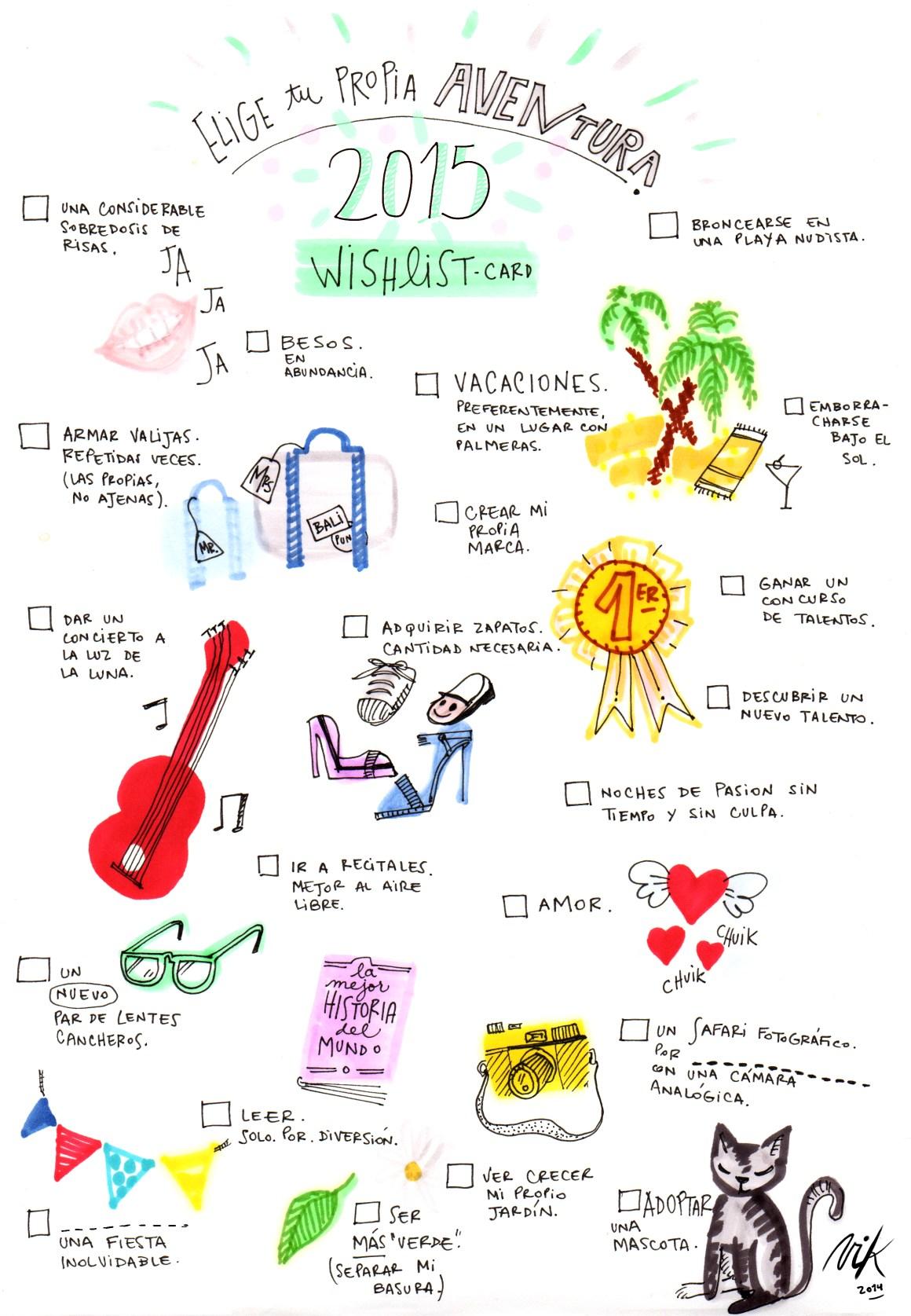 """Los dibujitos ayudan a que algunos deseos se vean """"no tan imposibles"""", ¿no?"""