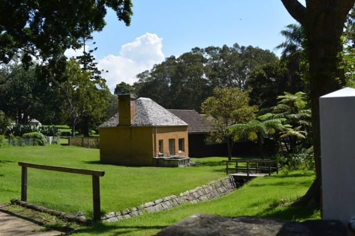 Outbuildings - Vaucluse House