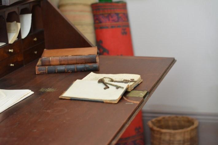 Housekeeper's books