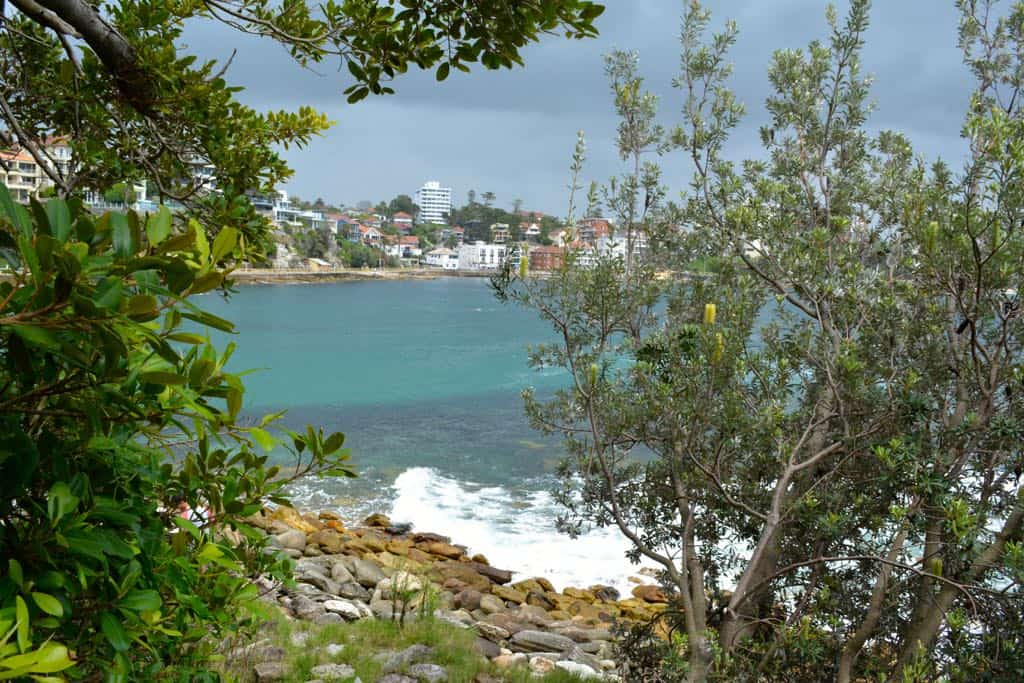 Shelly Beach walk