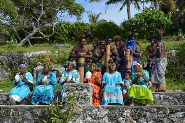 Meet the locals on Lifou
