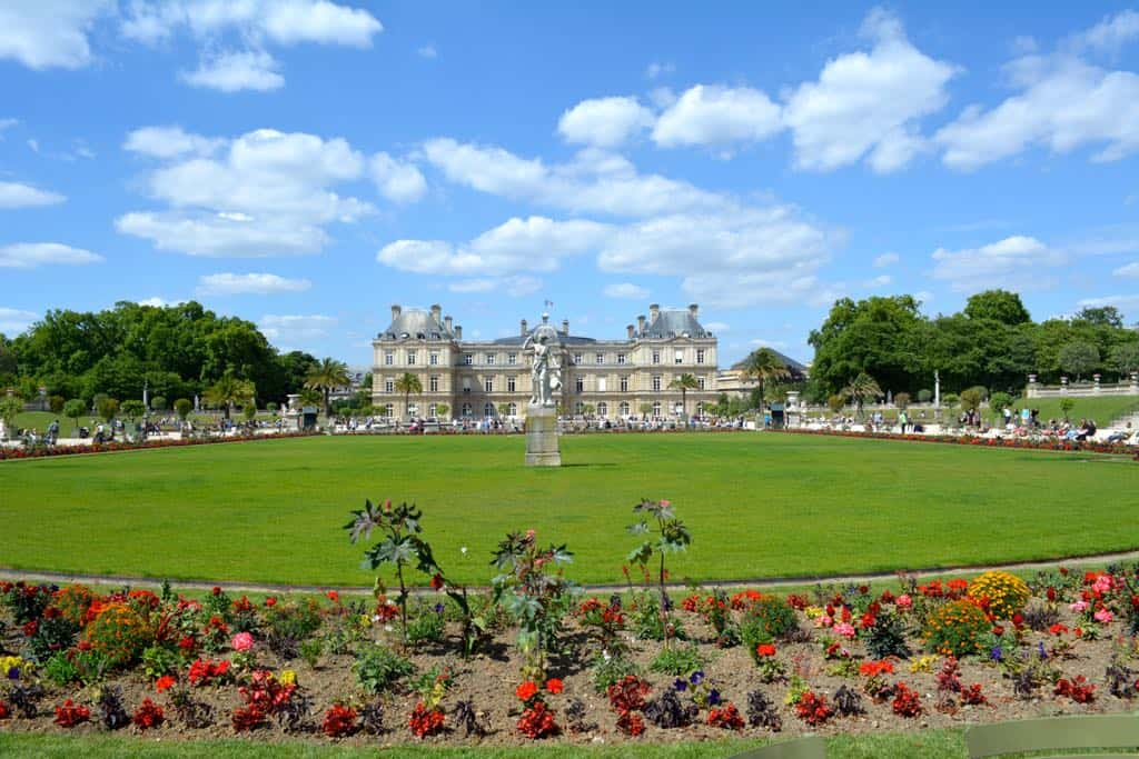 Why the beautiful jardin du luxembourg was such an for Jardin du luxembourg