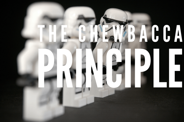 Chewbacca Principle
