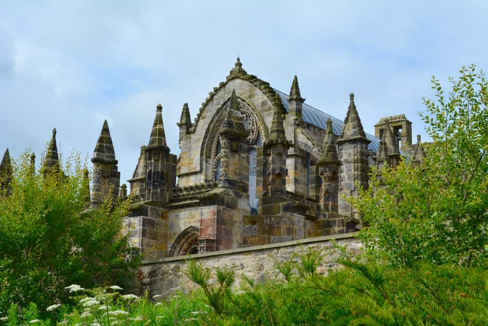 Rosslyn Chapel East