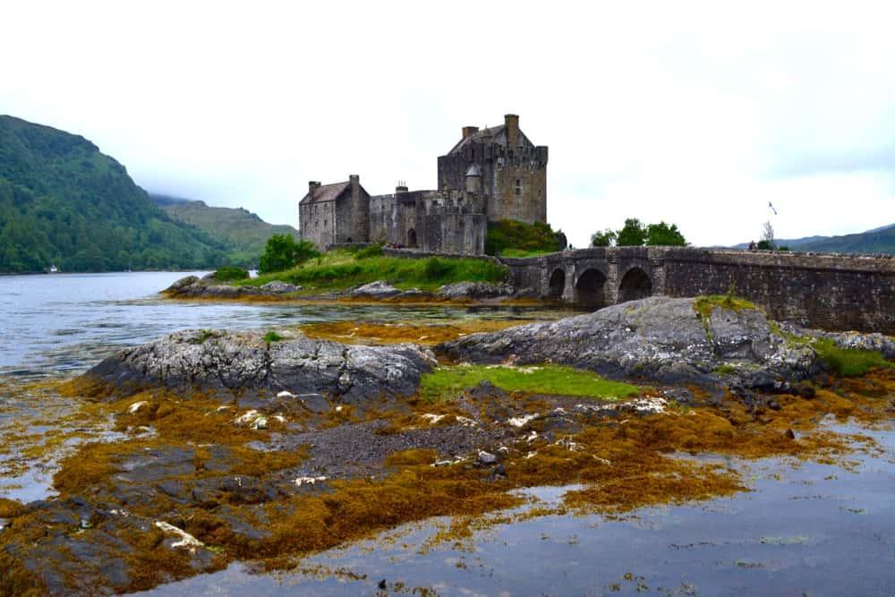 Eilean Donan, the Highlander Castle