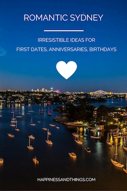 Sydney Romantic Ideas for First Dates, Anniversaries, Birthdays and more