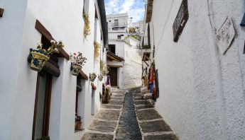 Papaneira in the Alpujarras