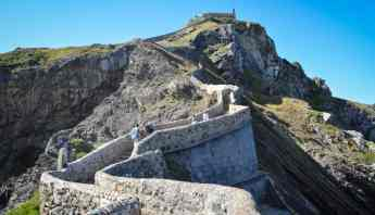 San Juan de Gaztelugatxe Game of Thrones location