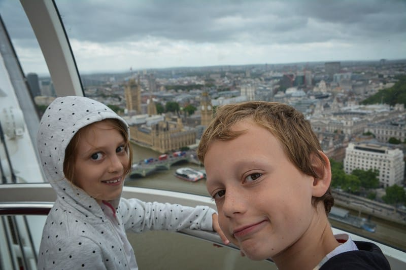 New Perspectives from the Coca-Cola London Eye