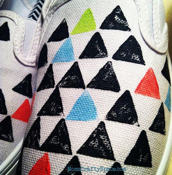 Shoe Sneak Peek