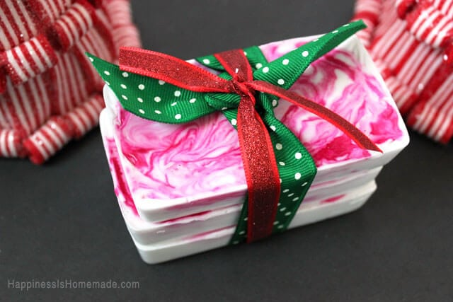 10 Minute DIY Peppermint Soap Tutorial