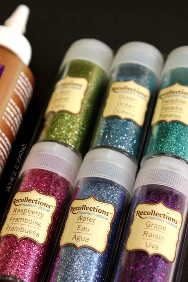 Recollections Glitter at Michael's