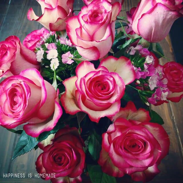 Desperado Rose Bouquet from The Bouqs