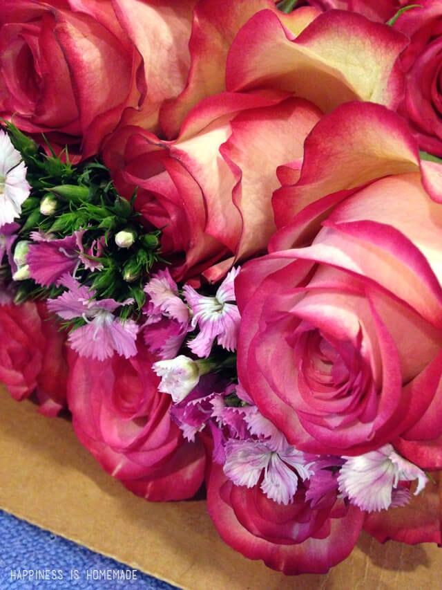 The Bouqs Desperado Rose Bouquet